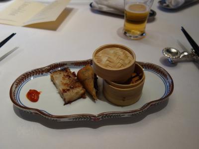 恵比寿でおいしい中華をいただきました。帰りにおいしいパン屋さんにも寄りました。