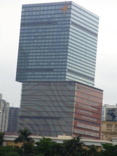 2014年GW 上海・マカオ・香港ひとり旅 マカオ