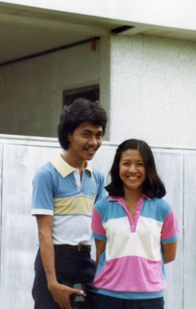 在りし日のフィリピン旅行 1980/08/01(個人記録)