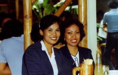 在りし日のフィリピン旅行 1981/08/01(個人記録)