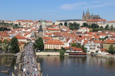 チェコ旅 ~世界遺産の街とビールを楽しむ♪ その2 プラハ編①~