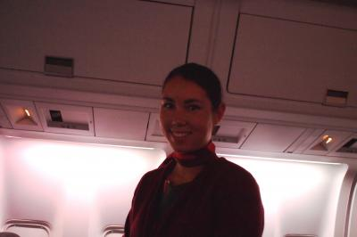 エアカナダルージュ(関空←→バンクーバー)搭乗とバンクーバー国際空港