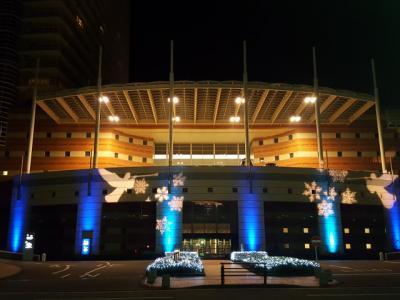 12月の福岡に 友達が遊びに来てくれました♪ 2016