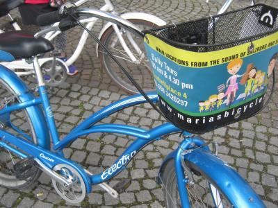 「映画『サウンド・オブ・ミュージック』のロケ地を巡る、フロイライン マリアの自転車ツアー(ノ´▽`)ノ」音楽祭でもないのに、ザルツブルクに7連泊(+ミュンヘン3泊)した件(*'ー'*) 2017年6月母娘旅行