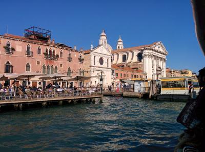 MSCオーケストラ、アドリア海エーゲ海9/24ミラノ~ベネチア