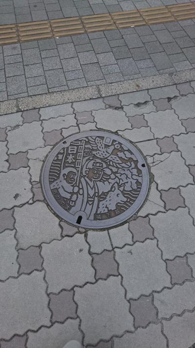 3泊4日 岡山の旅(岡山駅周辺と倉敷編)