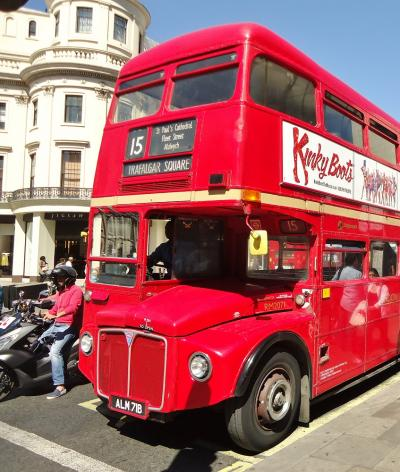 久しぶりの真夏のロンドン2 シティを散策