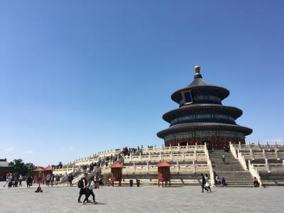 中国(8)タイムリミット!/北京・頤和園と天壇