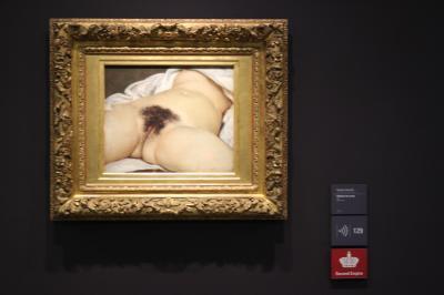 パリで年越し  2日目  オルセー美術館とヴェルサイユ