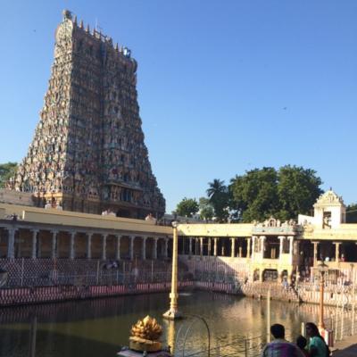 【工事中】インド訪問記7【ゴープラムのある町マドゥライと聖地ラーメーシュワラム、宮殿の町マイソール】インド最大の巨大ゴープラム