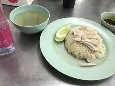 タイ・バンコク女一人旅2017 前編
