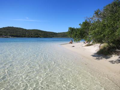 リオの美しいビーチ特集 (4) 日本人島