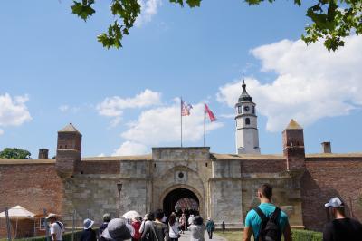 セルビアの首都ベオグラード(後編) 旧ユーゴスラヴィア5か国周遊の旅 2