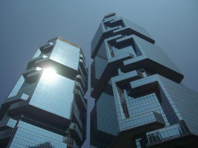香港リベンジ ビルを撮る旅1日目
