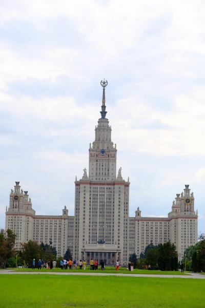 ロシア観光2017 初めてのモスクワ モスクワ観光6日目