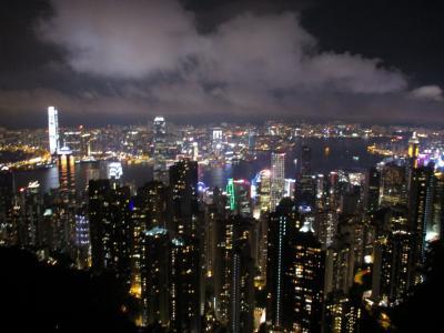 香港、家族旅行