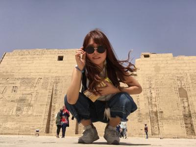 □エジプト #4 ルクソール