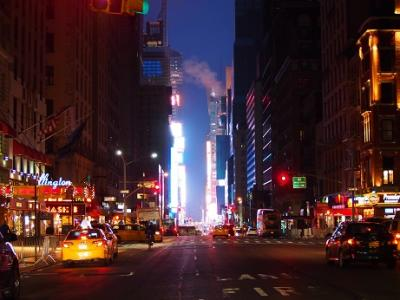 海外年越し第2弾!世界の中心ニューヨークへ【2日目前編:ウォーキングツアー参加(自由の女神&ブルックリン橋&ダンボ地区散策)】
