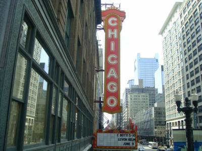 ルート66 イリノイ州 シカゴ (7 最後)