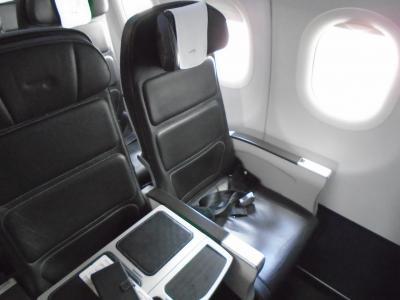 BA431(AMS-LHR)ビジネスクラス機内食
