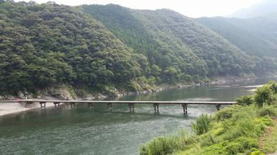 はじめての四国周遊その弐目指すは四万十川へ