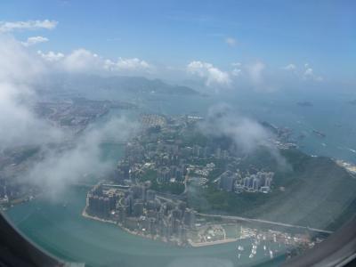 2017年ペナン島と香港の休日~香港