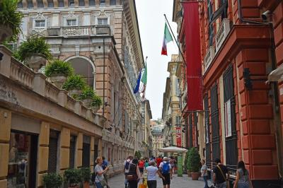 再びのイタリア旅行12日間(3)-ジェノヴァ観光ー