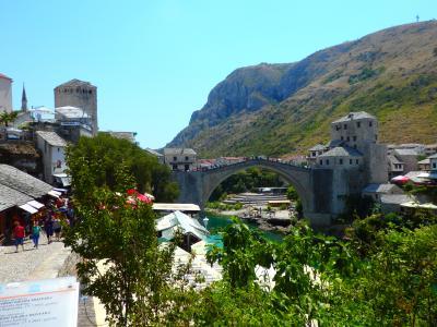 クロアチア5泊8日の旅 3日目 @ボスニア・ヘルツェゴビナ