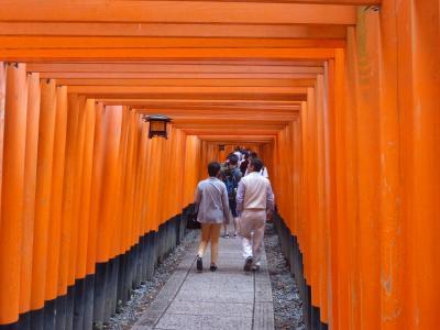 京都旅行 1泊2日 その2 嵐山で精進料理