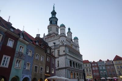 ポーランド旅行-16:ポズナニ