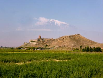 コーカサス三国+ドーハの旅その10 アルメニア・エレバン及びその周辺編