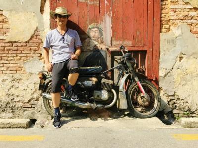 チープトリップ ペナン島でアジアン&インディアン料理を堪能&バイクツーリング