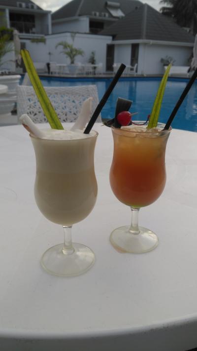 地上の楽園・ラロトンガ Day 6 ムリビーチ~ブラックロックビーチ