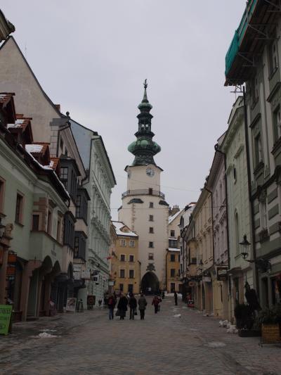 【回想】ヨーロッパ周遊 7ヵ国目スロバキア