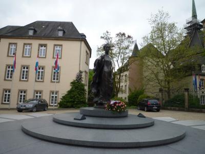 ルクセンブルグの旅