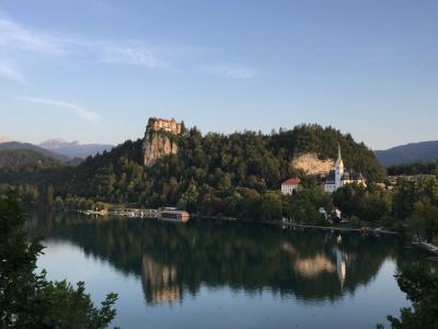 2017クロアチア周辺もりだくさんの旅(その1)