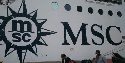 【MSCクルーズ】クリーニングor洗濯