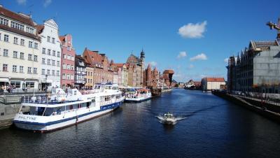 美しい夏のポーランド北部