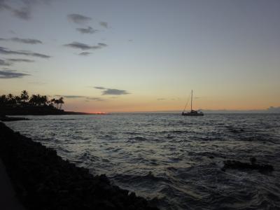祝!海外ドライブデビュー・・・湿疹と肩こりはハワイで治るか