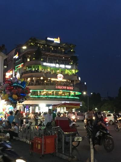 2017ベトナム・カンボジア旅行その1