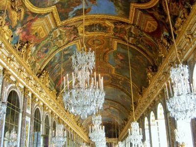 初めてのヴェルサイユ宮殿(初ヨーロッパ!フランス旅行4)