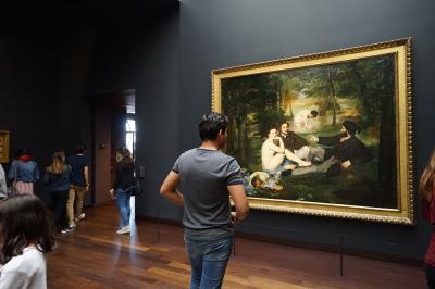 オルセー美術館【1】エドゥアール・マネ、ベルト・モリゾ他