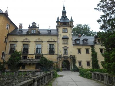 チェコ・ポーランド 街と古城②