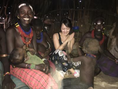 エチオピア女子ひとり旅☆少数民族巡り編①