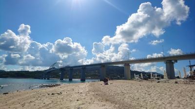 夏休み暮らすように旅する沖縄3日目☆アンチ浜・もとぶ元気村☆