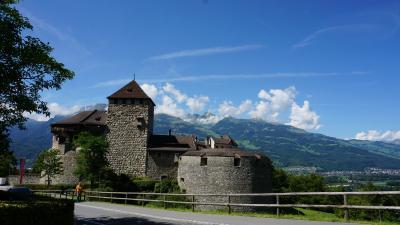 夏休みはヨーロッパ四ヶ国めぐり*二ヶ国めはリヒテンシュタイン・ファドゥーツ*(Vaduz@Liechtenstein)
