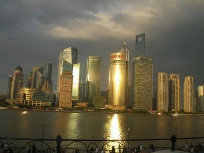 初めての中国・上海