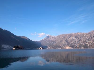 2016年末クロアチア旅行(日帰りでモンテネグロ)