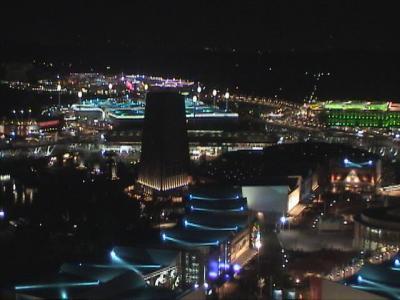 動画 愛・地球博 1回目 ルーマニア館2編・江南市傘踊り・展望車からの夜景。
