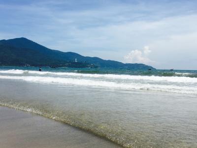 ベトナム3泊4日の旅(4)ダナン/ビーチ&ランチ&街歩き